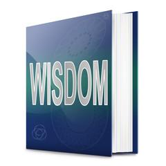 Wisdom concept.