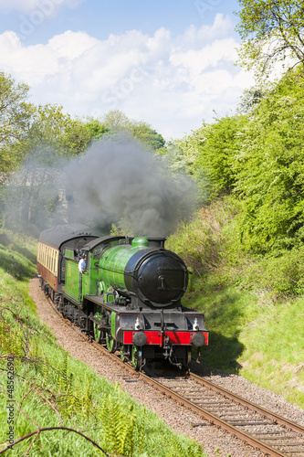 steam train, Bo'Ness   Kinneil Railway, Lothians, Scotland