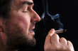 Le fumeur de cannabis