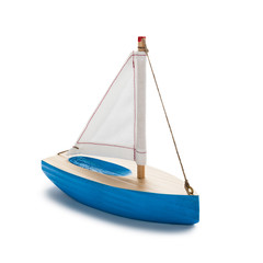 Little Toy Boat