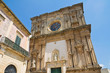 Church of Immacolata. Nardò. Puglia. Italy.