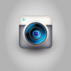 Camera application icon