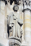Statue of Saint, Saint-Jacques Tower, Paris