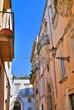 Alleyway. Galatina. Puglia. Italy.