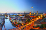 Skyline Berlin HDR Panorama