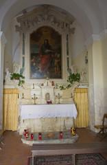Church of St. Paolo. Galatina. Puglia. Italy.