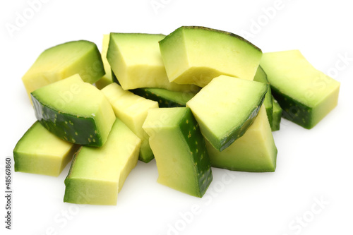 chopped Avocado