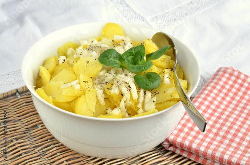 Kartoffelsalat schwäbisch