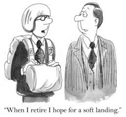 How is your Golden Parachute for retirement