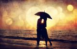 Fototapeta piękny - uroda - Woda / Plaża