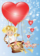 Valentine's day-cupid