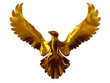 Golden eagle, national symbol