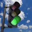Traffic Light Green - 48577495