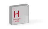 Hydrogen Element poster