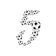 FOOTBALL, SOCCER ABC - 5