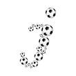 FOOTBALL, SOCCER ABC - I