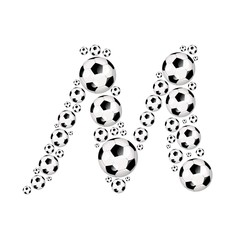 FOOTBALL, SOCCER ABC - M