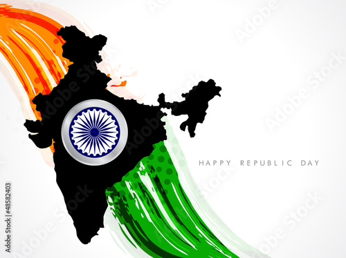 background for Indian republic day and Independence day