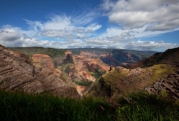 Canyon on Hawaii