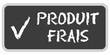 CB-Sticker TF eckig oc PRODUIT FRAIS