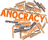 Word cloud for Anocracy