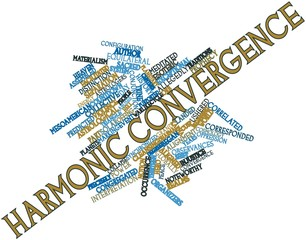 Word cloud for Harmonic Convergence