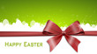 Easter Card Background Banner