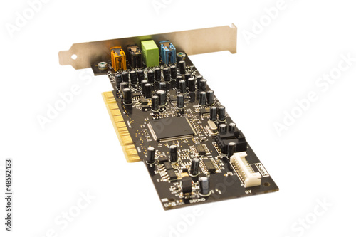 Full sound card