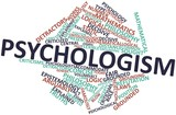 Word cloud for Psychologism