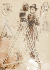 The film history: The man behind the camera