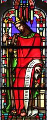 King Solomon , Saint Germain-l'Auxerrois church, Paris