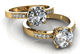 The beauty wedding ring - 48595429