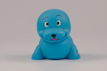 Seehund blau