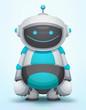 Cute Robot - 48597043