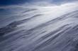 Leinwandbild Motiv Snow storm