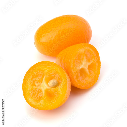 Cumquat or kumquat