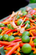 Asian healthy vegetables