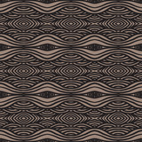 ethnic pattern, with thick lines and smooth waves