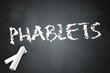 "Blackboard ""Phablets"""