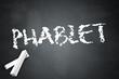 """Blackboard """"Phablet"""""""