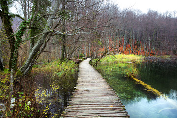 Plitvice lakes - National Park