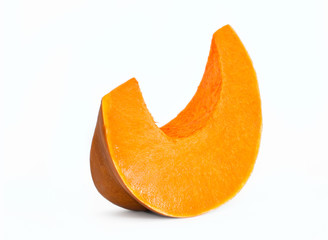 slice of pumpkin