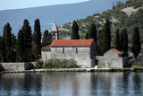 Church of St George, Perast, Bay of Kotor, Montenegro