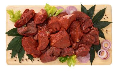 Spezzatino di carne di cavallo  - Stewed horse meat
