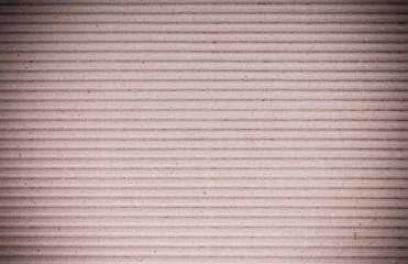 Grunge vintage corrugated old cardboard texture