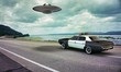 ufo abduction on the highway
