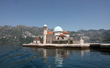 Church of Our Lady of the Rocks, Perast, Montenegro