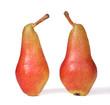 Zwei lustige Birnen