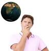 Thinking to the Earth - Pensando al pianeta Terra