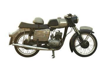 Classic motorbike